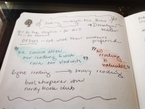 Notes from Donalyn Miller's Ignite session
