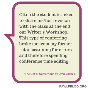 Gift of Conferring