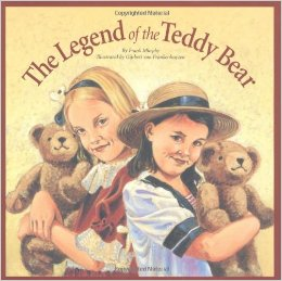 legend of the teddy bear