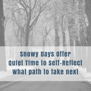 Snowy Days Haiku