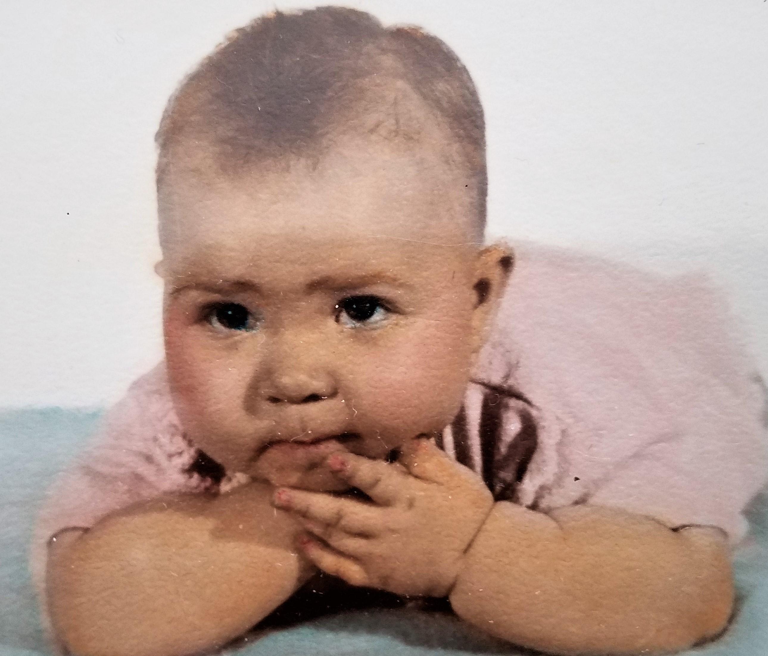 Lynne baby pic 3